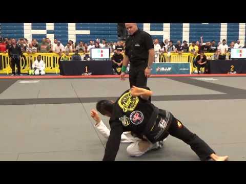 Joao Miyao x David Herndon - Boston Summer Open 2015 - Black/ Adult/ Male/ Light Feather