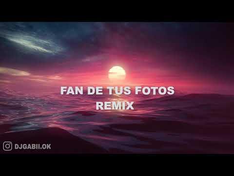 Fan de Tus Fotos – Nicky Jam x Romeo Santos (remix dj gabii)