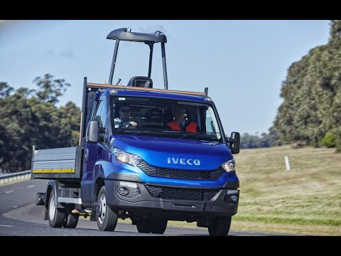 The New IVECO Daily