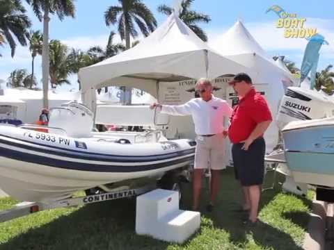 Tender Care Boats at The 2015 Palm Beach International Boat Show