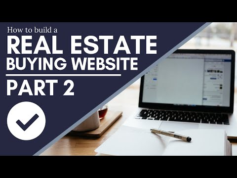 How to Make a Real Estate Buying Website with AgentPress Pro (Part 2)