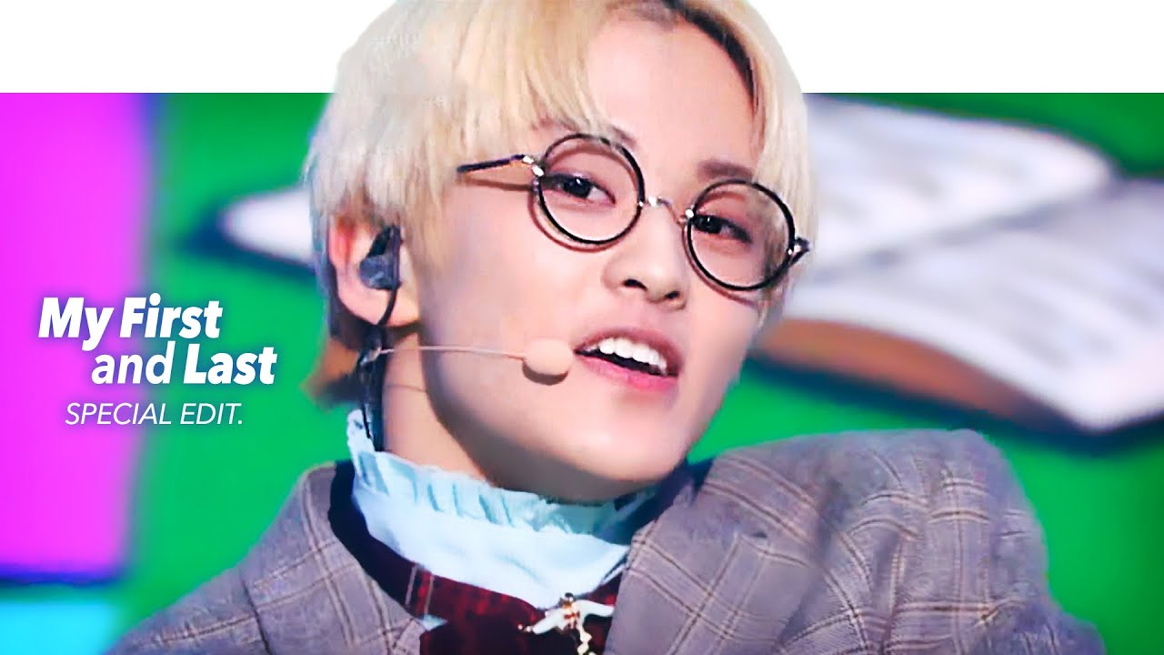 NCT DREAM - My First and Last (마지막 첫사랑) Stage Mix(교차편집) Special Edit.