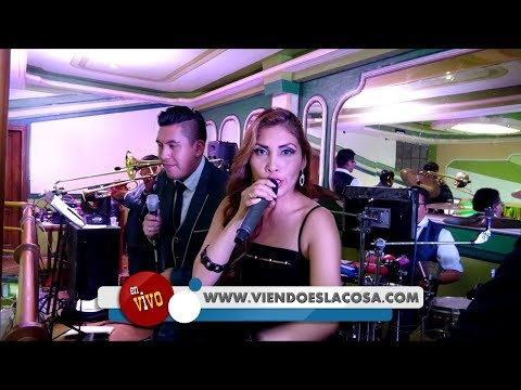 VIDEO: A FLOR DE CUMBIA - Cumbia Lenta (Fabio Zambrana) ¡En VIVO! - WWW.VIENDOESLACOSA.COM