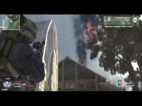 The  Modern Warfare 2 Rap