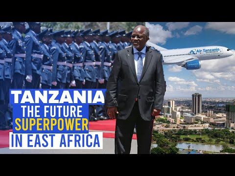 Tanzania's Strategic Projects To Dominate East Africa & Surpass Kenya