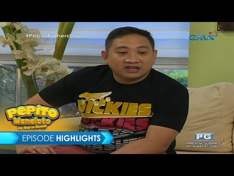 Pepito Manaloto: Happy Father's Day Pitoy!