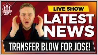Mourinho mist het doorzenddoel? Man Utd Nieuws
