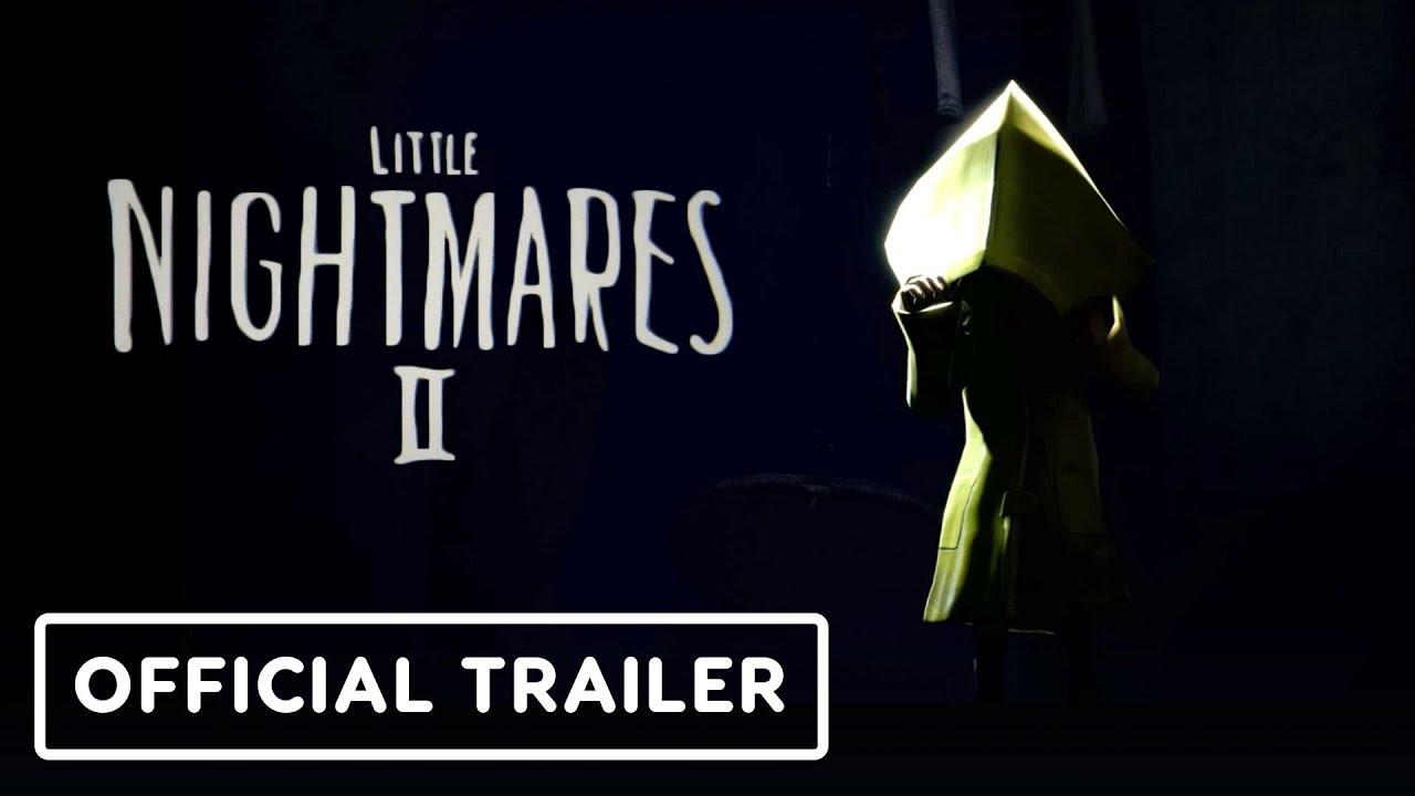 Der offizielle Trailer zu Little Nightmares 2 - Gamescom 2019 + video