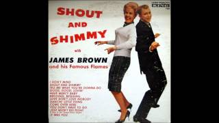 James Brown - Shout & Shimmy (Live)
