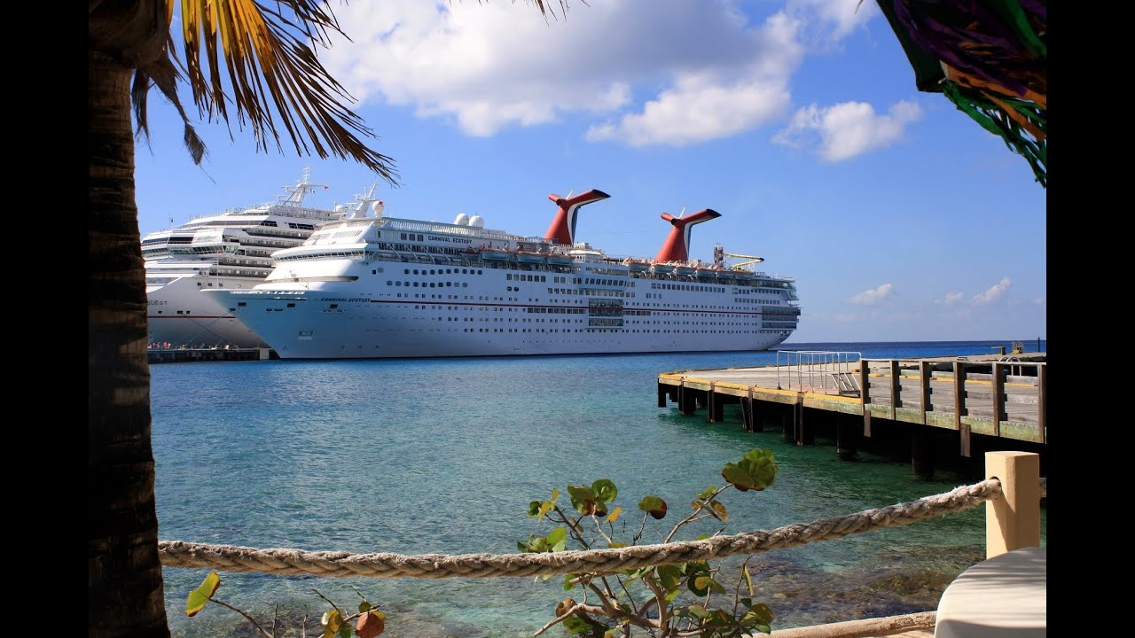 Carnival Conquest Feb 2014 Cruising The Western Caribbean