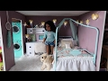 American Girl Doll Liberty's Room!