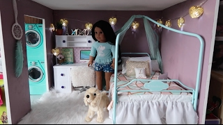 American Girl Doll Liberty's Room!