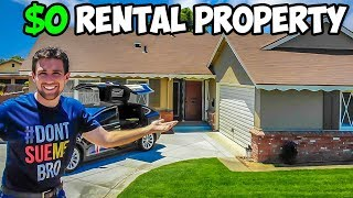 How this $0 House Made me $100,000 in 1 Month