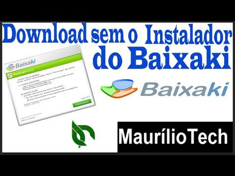 Download sem o Instalador do Baixaki - 2015