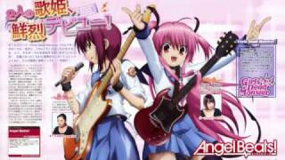 this is fanmade. it took a while and its my first time doing something like this so please no bad comments. Vocals are Yui and Iwasawa from ANgel beats and ...