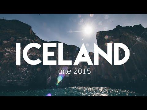 768 Hours of Daylight: a Journey Around Iceland