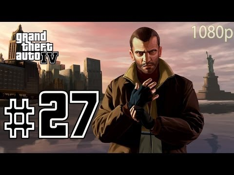 Grand Theft Auto IV Walkthrough/Gameplay HD - Strip Club - Part 27 [No Commentary]