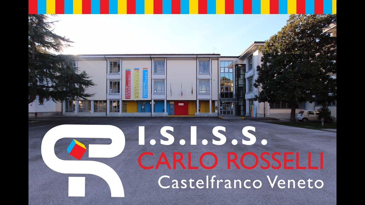 Presentazione Istituto Rosselli Castelfranco Veneto - YouTube