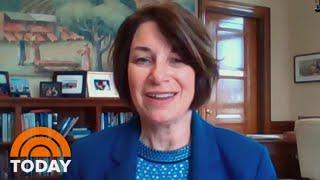 Sen. Amy Klobuchar Shares Update After Husband Hospitalized With Coronavirus | TODAY