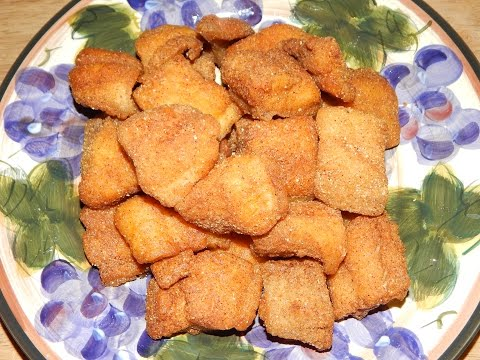 Fried Catfish Recipe - How To Make Fried Catfish Nuggets