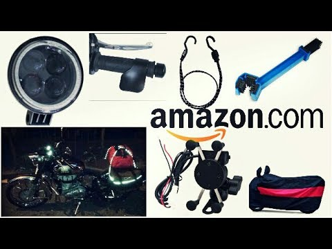 Bike Accessories For Daily Use | Available On Amazon