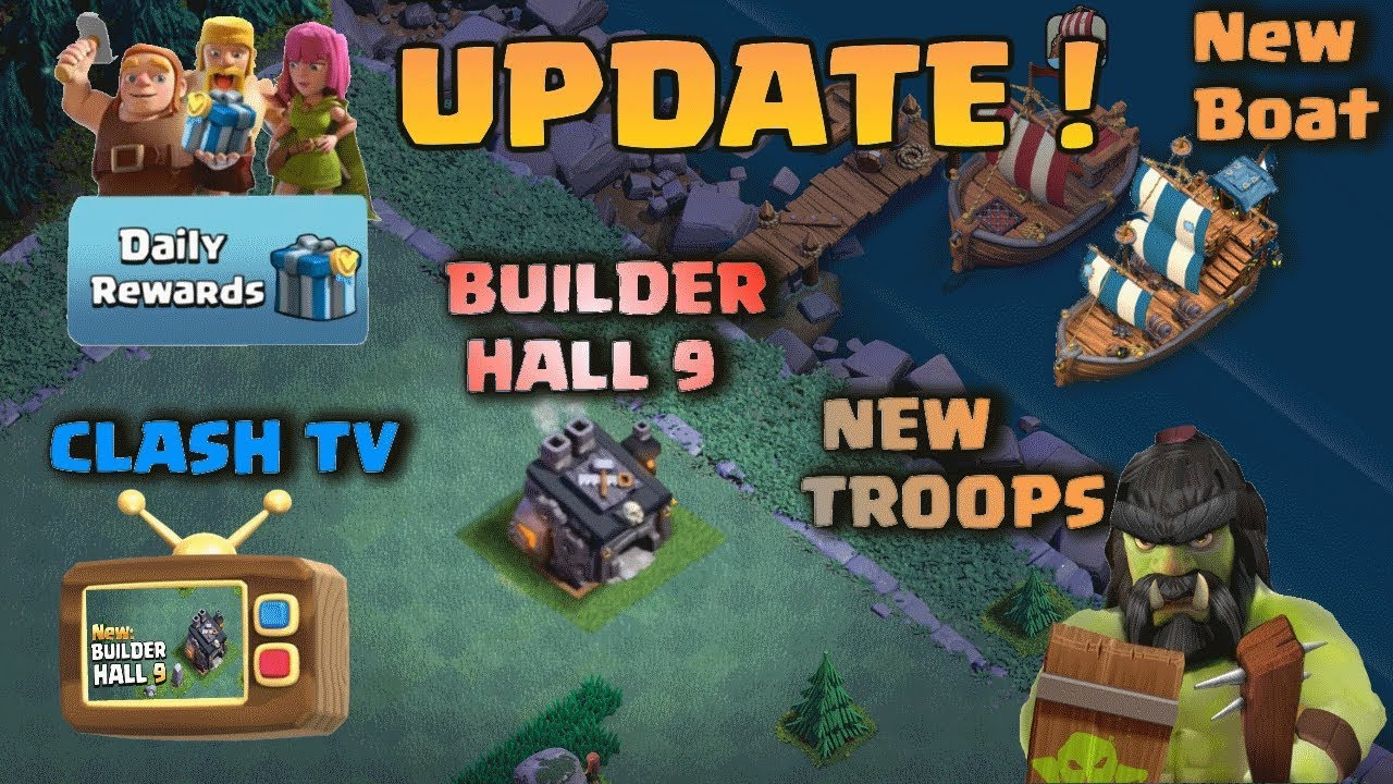 clash of clans new upcoming update concept new village. Black Bedroom Furniture Sets. Home Design Ideas