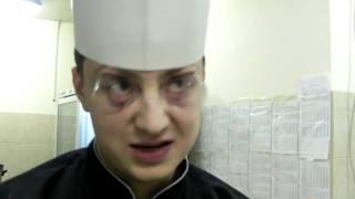 Игнат Васильевич Скупердяев новый шеф-повар