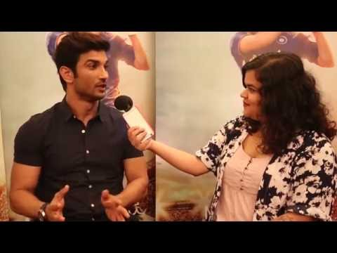 Interview with Sushant Singh Rajput