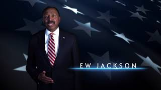 I'm EW JACKSON and I STAND with President Trump!