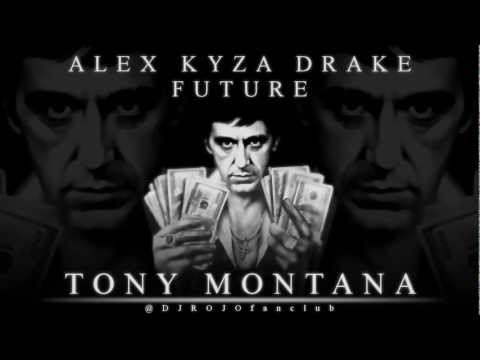 Alex Kyza Ft Drake & Future - Tony Montana (Remix)