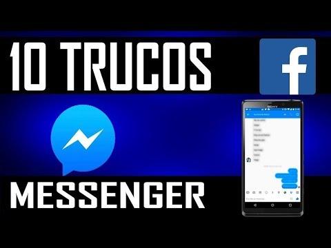 10 TRUCOS OCULTOS DE MESSENGER