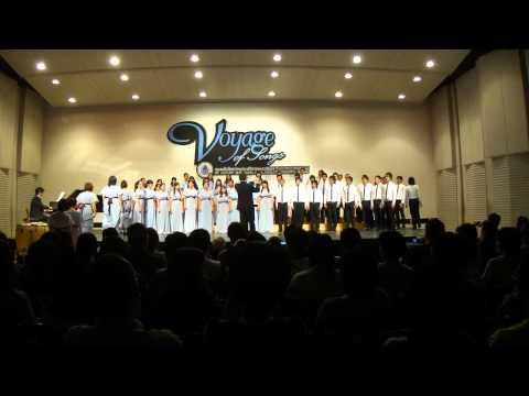 Chopin Prelude - Thai Youth Choir 2011