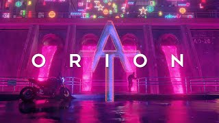 ORION - A Chillwave Synthwave Mix for a Long Day at Work