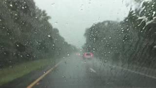 Funnel Cloud - Possible Tornado Wildwood NJ Blackout