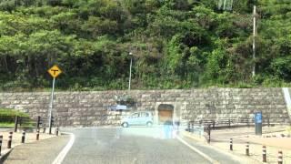 【車載】スターレットで小里川ダム