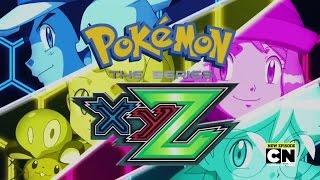 Pokémon Opening Intro Theme Season 19 XYZ [English/HD] - STAND TALL!