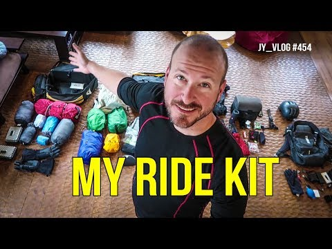 What Is In My World Tour Cycle Kit?