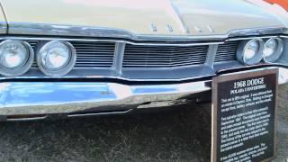 1968 Dodge Polara Convertible Gold