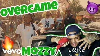 Mozzy - Overcame  REACTION   JessieT Tv