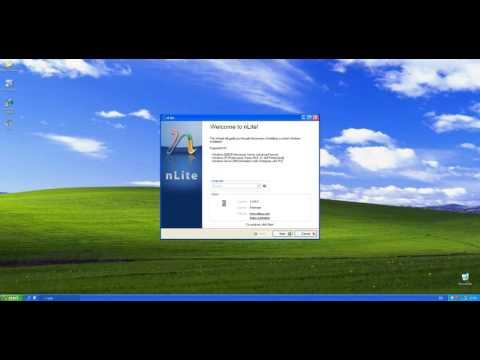 Интеграция драйверов SATA (AHCI) в дистрибутив Windows XP