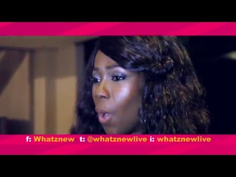Actress Ama K Abebrese shares #WhatzNew with her