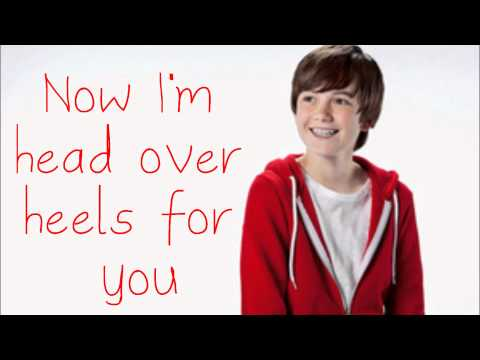 Greyson Chance - Light Up the Dark (LYRICS ON SCREEN)