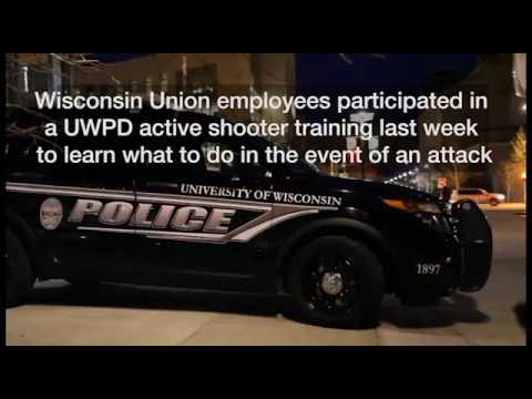 Students prepare themselves in case of shooter at UW | The Badger Herald