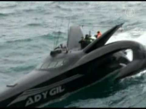 Enfrentamiento entre balleneros y activistas en los mares antárticos
