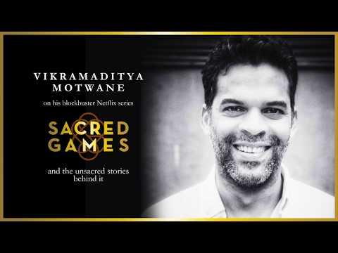 Vikramaditya Motwane on creating Sacred Games for Netflix and working with Anurag Kashyap
