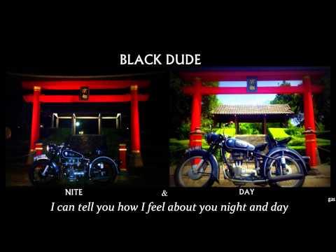 Black Dude - Nite & Day by Al B Sure (Lyric)