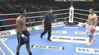 Badr Hari vs Ray Sefo 2008