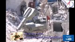 #Сирия выкуривают Змей Горынычем