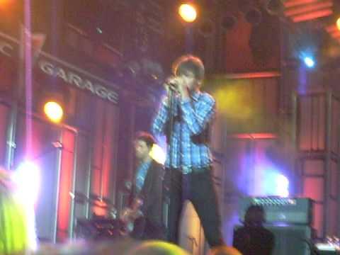 KEANE On Jimmy Kimmel Show - LIVE!!!!!!!  - December 3rd, 2008 - 3 Songs! - Los Angeles California