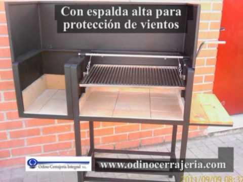 C mo hacer el mejor asado argentino youtube - Barbacoas argentinas precios ...